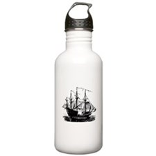 Pirate Ship Water Bottle