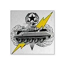 "thunderbolttank Square Sticker 3"" x 3"""