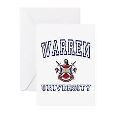 WARREN University Greeting Cards (Pk of 10)