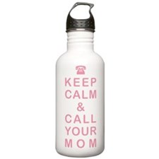 CALL YOUR MOM Water Bottle