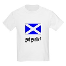 got gaelic? Kids T-Shirt