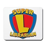 Super Librarian Mousepad
