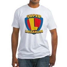 Super Librarian Shirt