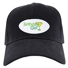 Birthday Girl margarita Baseball Cap