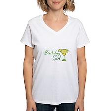 Birthday Girl margarita T-Shirt