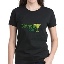 Birthday Girl margarita T-Shirt