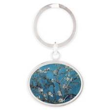 Blossoming Almond Tree 1890 Keychains