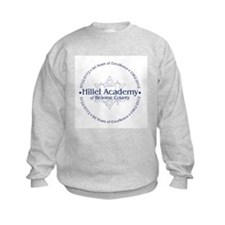 50th Anniversary of Hillel Academy Sweatshirt
