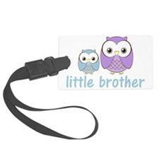 littlebrotherowlbpu Luggage Tag