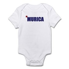 'Murica America Infant Bodysuit