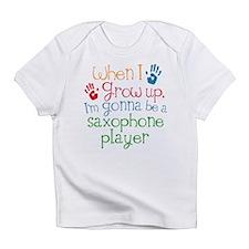Future Saxophone Player Infant T-Shirt