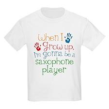 Future Saxophone Player T-Shirt