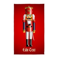 Nutcracker Head 3'x5' Area Rug