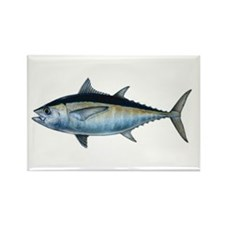 Blackfin Tuna Rectangle Magnet