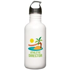 Retired Athletic Director Water Bottle