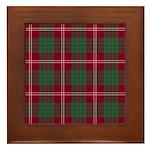 Tartan - Crawford Framed Tile
