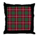 Tartan - Crawford Throw Pillow