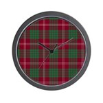 Tartan - Crawford Wall Clock