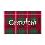 Tartan - Crawford 20x12 Wall Decal