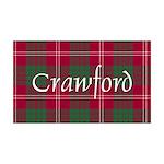 Tartan - Crawford 35x21 Wall Decal