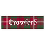 Tartan - Crawford Sticker (Bumper 10 pk)