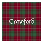 Tartan - Crawford Square Car Magnet 3