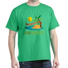 Retired Architect T-Shirt