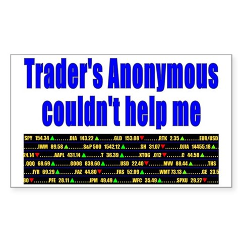 Traders anonymous couldnt help Decal