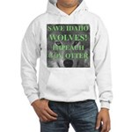 Save Idaho Wolves Hooded Sweatshirt
