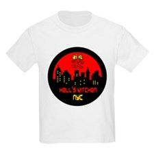 Hell's Kitchen Logo Kids T-Shirt