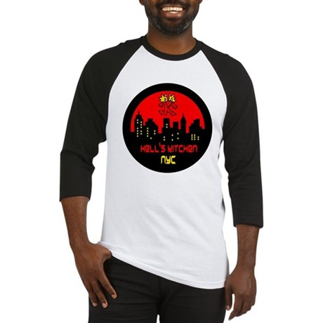 Hell's Kitchen NJ http://www.cafepress.com/mf/17017942/hells-kitchen-logo_baseball-jersey