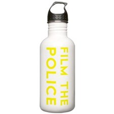 Film The Police (pants Water Bottle