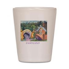 tote.fairyland Shot Glass
