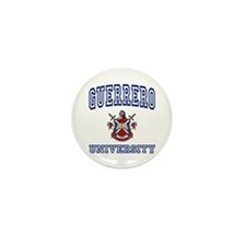GUERRERO University Mini Button (10 pack)