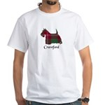 Terrier - Crawford White T-Shirt