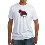 Terrier - Crawford Fitted T-Shirt