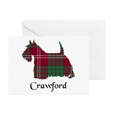 Terrier - Crawford Greeting Cards (Pk of 10)