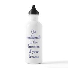 INSIDEHAT3 Water Bottle