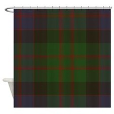 MacDonald Tartan Shower Curtain
