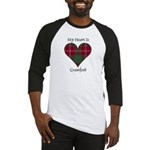 Heart - Crawford Baseball Jersey