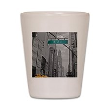 New York, 5th ave Shot Glass