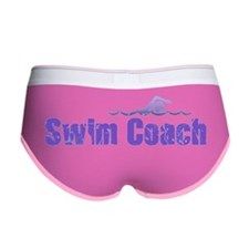 swim coach2 Women's Boy Brief
