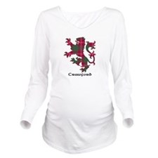 Lion - Crawford Long Sleeve Maternity T-Shirt