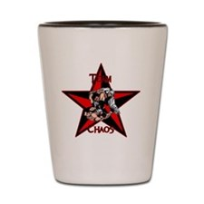 Team Chaos T-Shirt Shot Glass