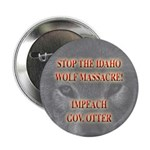 Stop the wolf massacre Button