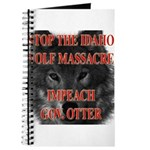 Stop the wolf massacre Journal
