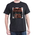Stop the wolf massacre Dark T-Shirt