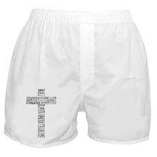 holy spirit Boxer Shorts