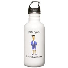 Work from home Water Bottle