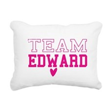 team-edward-photo-larger Rectangular Canvas Pillow